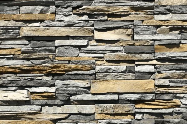 Блок хаус Рваный камень